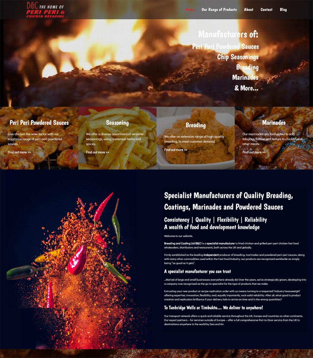 Breading & Coating Ltd