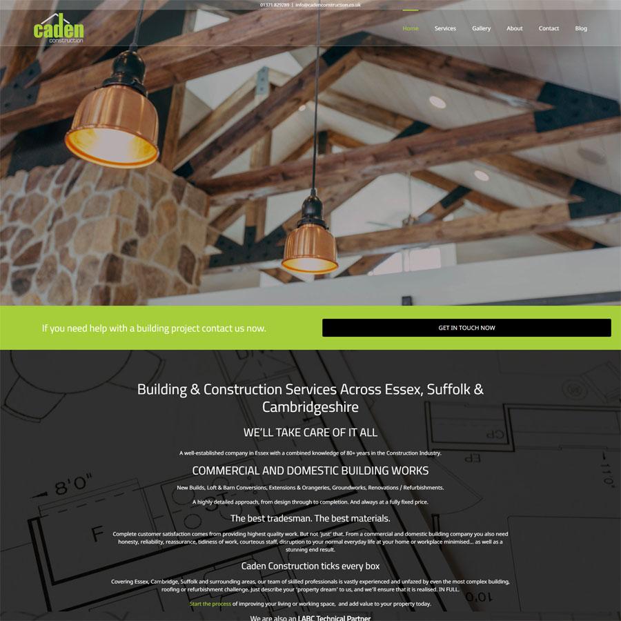 Caden Construction Ltd