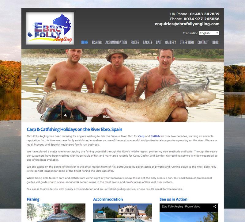 Ebro Folly Angling
