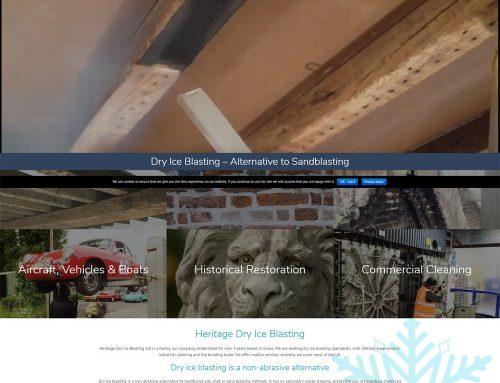 Heritage Dry Ice Blasting Ltd