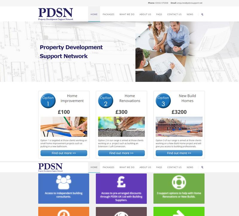 PDSN – Property Development Support Network