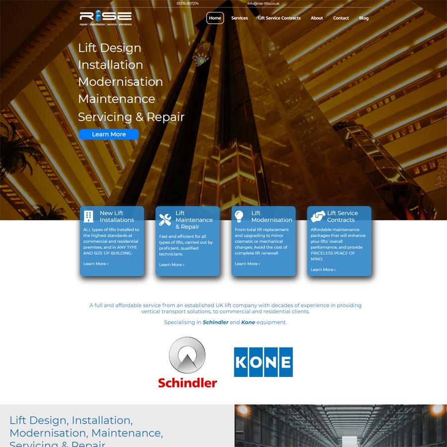 Rise - Repair, Installation, Service of Elevators