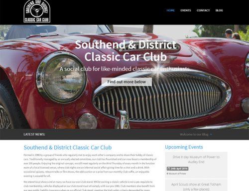 Southend & District Classic Car Club